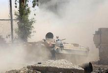 """伊军在摩苏尔对IS发起最后进攻 10万平民被劫为""""人盾"""""""