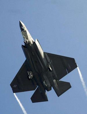 美称要在巴黎航展上为F35正名 以免被中国FC31抢生意