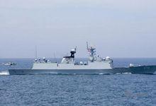 这艘美国战舰刚刚闯南海美济礁 又来中国访问