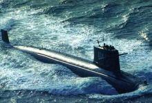 中国两代攻击型核潜艇!俩093和还在改造的091