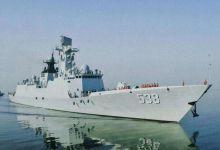 辽宁舰配新老神盾跨区训练 7月抵港首对公众开放