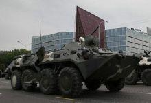 红旗车亮相该国阅兵彩排 多款中国大杀器将亮相