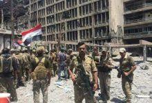 胜利宣布的有点早!伊拉克称收复IS摩苏尔大本营