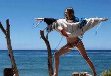 34岁超模米兰达-可儿登法版《ELL