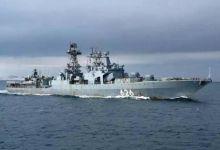 中国两支舰队贴近日本行动 日军机双线跟踪