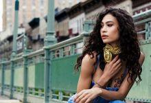 嫩模Ziayla写真展时尚品味姣好面容