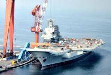 建军节看国产航母!中国崛起离不开强大的军队