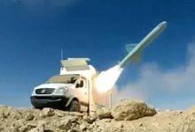 中国导弹玩到了极致!伊朗将C704装到了皮卡车上