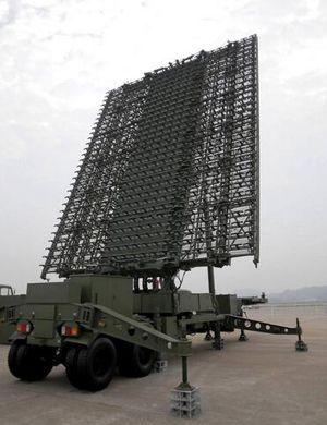 解放军306A雷达的生产线曝光!参与建军节阅兵