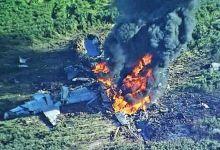 """美军KC130""""空中炮艇""""坠毁 或被自己导弹炸毁"""