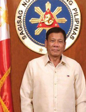 妄称中国入侵的菲律宾法官 遭杜特尔特亲自打脸