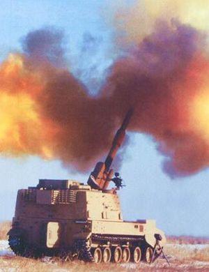 中国最新榴弹炮驰援西藏 印度新炮却只能打中自己