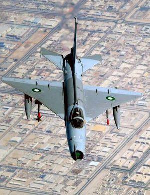 这是怎么了?巴基斯坦连续损失3架F-7战斗机