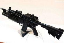 湾湾展示自造狙击步枪:军工体系还是比印度强