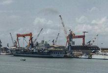 印度国产航母继续泡水中!进度远不如中国航母