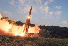 韩军大规模试射弹道导弹 美已放宽对韩导弹限制
