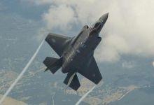 打遍中东无敌手!以色列F35战机涂装非常奇特
