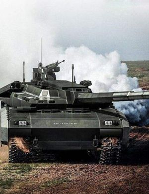 俄罗斯测试T14坦克主炮 号称最强却暴露一大缺点