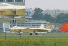 国发来了!装配WS-10B太行发动机的歼20成功首飞