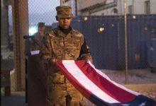 """""""911""""16周年:驻阿美军降半旗 或加强反恐力度"""