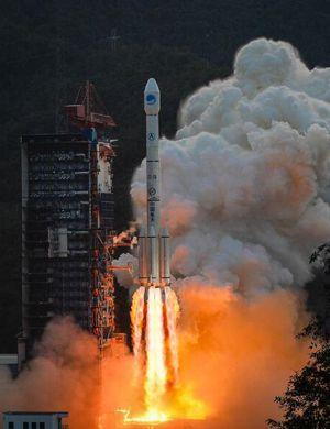 中国北斗卫星导航全球系统启动 计划年内发射4颗卫星