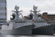 <strong>港媒关注中国舰队首访伦敦 能与世界超级大国匹敌</strong>