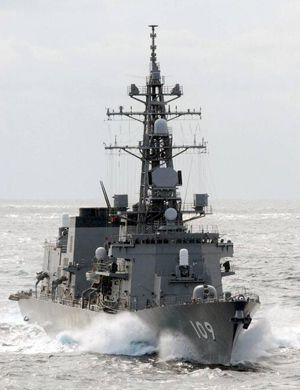 想围堵中国?印度护卫舰抵日将搞联合反潜演练