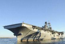 美国即将开建世界最强两栖舰 侧重登陆有重大改进