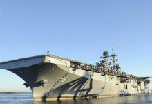 中国继续小平顶!美国即将开建世界最强两栖舰