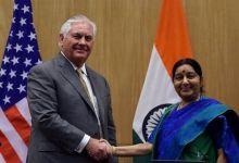 蒂勒森称印度是美天然盟友 美媒乘机鼓动印积极抗中