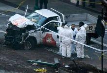 纽约发生卡车冲撞恐袭事件 司机曾高呼宗教口号