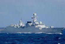 何时上黄埔厂的船台?中国052B驱逐舰奔赴南海