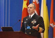 美海军作战部长赞中美海军是世界海军关系典范