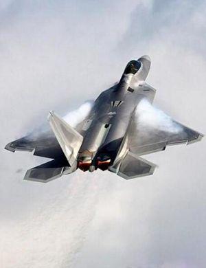 """F22被爆大缺陷?遭俄战机""""调戏""""却无法识别跟踪"""