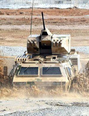 机会难得!泰军展示中国VT-4坦克 车内设备大曝光