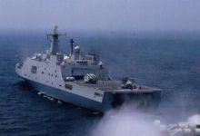 横渡海峡如履平地 中国某船厂同时造5艘先进气垫船