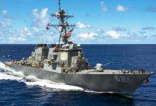 """这么巧!美军2艘撞船驱逐舰在海上""""卧床""""相遇"""