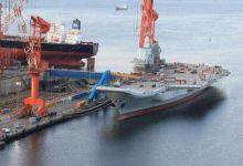 国产航母最新细节全曝光 安装关键设备准备试航