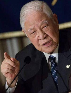 李登辉否认历史称日本为祖国 网友呼吁立刻锄奸