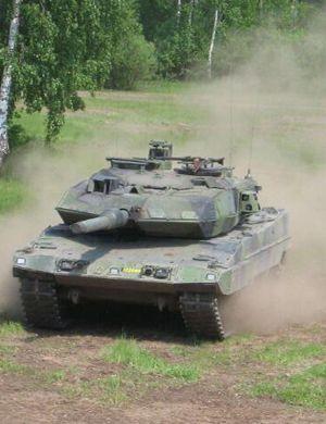 这就很尴尬了!土耳其出动豹2坦克反被库尔德暴打