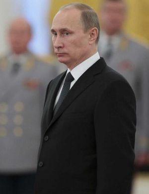 乌总统抨击普京视察克里米亚:在挑战文明世界