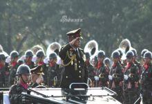 都是顶梁柱!泰国陆军阅兵中国三大武器全部亮相