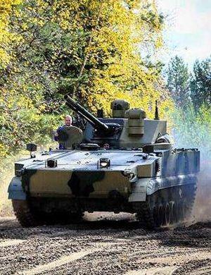 火力强过我军同款!俄罗斯空降兵获最新BMD4伞兵战车
