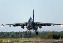 俄军苏25战机被击落飞行员被俘丧生 俄军轰炸报复