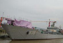 猛图来了!疑首曝中国海军正在进行电磁炮测试