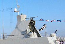 """越南2艘猎豹战舰同时入列,命名暗指""""抗击北方""""?"""