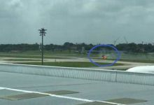 杂耍失败!韩国飞行队新加坡航展惨坠机