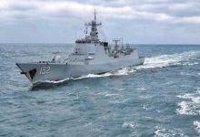 快过年也不松懈!海军最精锐战舰编队高强度出海演练
