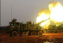 泰国的邻居也要秀中国武器:老挝展示中国造卡车炮