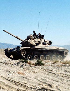 M60坦克再次被库尔德人打